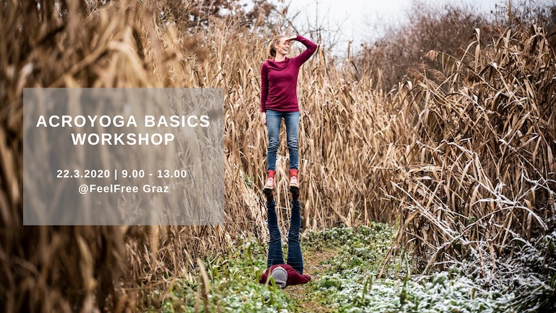 AcroYoga Basics Workshop